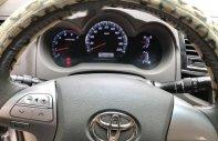 Bán Toyota Fortuner G, Sx 2013, màu bạc, xe gia đình sử dụng kĩ, 1 đời chủ giá 805 triệu tại Tp.HCM