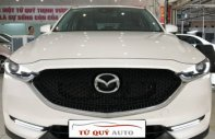 Bán ô tô Mazda CX 5 2.5 AT sản xuất 2018, màu trắng giá 1 tỷ 50 tr tại Hà Nội