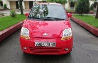 Cần bán lại xe Chevrolet Spark 0.8 MT năm 2015, màu đỏ giá 145 triệu tại Hải Phòng