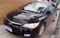 Bán Honda Civic 1.8 2008 số sàn, màu đen giá 385 triệu tại Tp.HCM