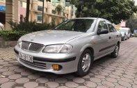 Bán Nissan Sunny năm 2001, màu bạc, nhập khẩu số tự động giá 168 triệu tại Hà Nội