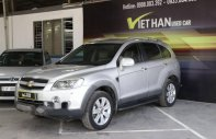 Bán xe Chevrolet Captiva LTZ 2.4AT sản xuất năm 2011, màu bạc, 456tr giá 456 triệu tại Tp.HCM
