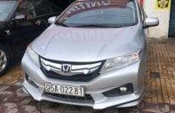 Cần bán Honda City năm sản xuất 2016, màu bạc giá 525 triệu tại Cần Thơ