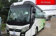 Giá xe 29 chỗ Thaco TB79S phiên bản mới 2018, 6 bầu hơi dài 7.9m giá 1 tỷ 600 tr tại Tp.HCM