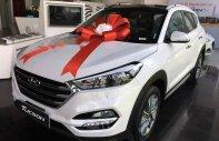 Bán ô tô Hyundai Tucson đời 2018, màu trắng giá 760 triệu tại Tp.HCM