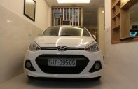 Cần bán Hyundai Grand i10 năm 2015, màu trắng, số tự động giá 395 triệu tại Tp.HCM