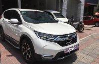 Bán Honda CR V 1.5E 2018, màu trắng, nhập khẩu nguyên chiếc giá 1 tỷ 100 tr tại Hà Nội