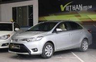Bán xe Toyota Vios E 1.5MT 2017, màu bạc giá 506 triệu tại Tp.HCM