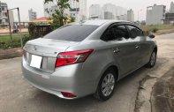 Bán Toyota Vios sản xuất năm 2016, màu bạc giá 488 triệu tại Hà Nội