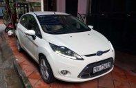 Cần bán Ford Fiesta 1.6 AT năm sản xuất 2013, màu trắng  giá 410 triệu tại Hà Nội
