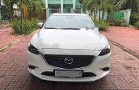 Bán Mazda 6 2.5AT năm sản xuất 2017, màu trắng giá cạnh tranh giá 988 triệu tại Tp.HCM