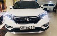 Bán Honda CR V 2.0 AT 2015, màu trắng nội thất kem cực mới giá 845 triệu tại Hà Nội