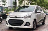 Bán Hyundai Grand i10 1.2 MT 2016, màu trắng, xe nhập giá 385 triệu tại Hà Nội