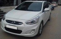 Bán xe Hyundai Accent 2015 số tự động, màu trắng đẹp lung linh giá 475 triệu tại Tp.HCM