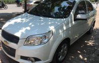 Cần bán lại xe Chevrolet Aveo năm 2015, màu trắng số tự động, giá 348tr giá 348 triệu tại Hà Nội