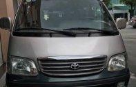 Cần bán xe Toyota Hiace sản xuất 2003, màu bạc còn mới giá 105 triệu tại Tp.HCM