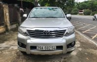 Bán ô tô Toyota Fortuner sản xuất 2013, màu bạc, giá 695tr giá 695 triệu tại Hà Nội