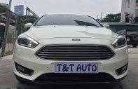 Bán ô tô Ford Focus Ecoboost đời 2018, màu trắng giá 799 triệu tại Hà Nội