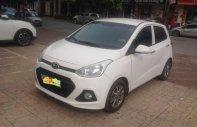 Cần bán Hyundai Grand i10 đời 2015, màu trắng, nhập khẩu chính chủ giá 298 triệu tại Hà Nội