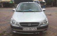 Cần bán xe Hyundai Getz năm sản xuất 2009, màu bạc, nhập khẩu nguyên chiếc giá 275 triệu tại Tp.HCM