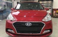 Bán ô tô Hyundai Grand i10 1.2 AT đời 2018, màu đỏ giá 415 triệu tại Tp.HCM