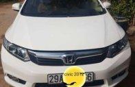 Bán Honda Civic 1.8AT 2012 fom mới, biển số Hà Nội giá 520 triệu tại Nghệ An