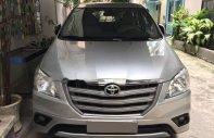 Bán ô tô Toyota Innova năm sản xuất 2014, màu bạc giá 565 triệu tại Tp.HCM