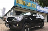 Cần bán lại xe Mazda BT 50 AT sản xuất năm 2016, màu đen, 1 cầu, máy dầu giá 610 triệu tại Hà Nội