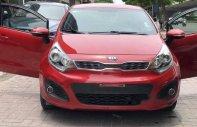Bán Kia Rio 1.4 AT sản xuất năm 2014, màu đỏ, xe nhập giá 465 triệu tại Hà Nội