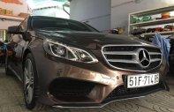 Cần bán lại xe Mercedes E250 AMG năm 2016, màu nâu, nhập khẩu nguyên chiếc giá 1 tỷ 555 tr tại Tp.HCM