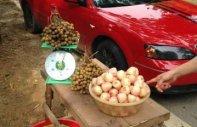 Bán xe Ford Mondeo đời 2004, màu đỏ chính chủ giá 190 triệu tại Hà Nội
