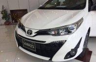 Bán Toyota Yaris năm sản xuất 2018, màu trắng giá cạnh tranh giá 650 triệu tại Tp.HCM