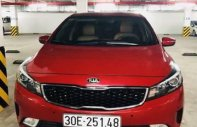 Bán xe Kia Cerato năm sản xuất 2017, màu đỏ chính chủ giá 615 triệu tại Hà Nội