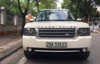 Bán LandRover Range Rover 4.2 AT năm 2008, màu kem (be), nhập khẩu nguyên chiếc giá 1 tỷ 80 tr tại Hà Nội