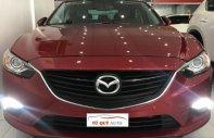 Cần bán Mazda 6 2.0 AT năm sản xuất 2015, màu đỏ, giá chỉ 758 triệu giá 758 triệu tại Hà Nội