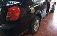 Bán Chevrolet Lacetti đời 2008, màu đen xe gia đình  giá Giá thỏa thuận tại Quảng Bình