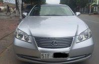 Bán Lexus ES 350 năm sản xuất 2007, màu bạc, xe nhập giá 885 triệu tại Bình Dương