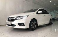 Cần bán lại xe Honda City CVT sản xuất năm 2017, màu trắng, giá 575tr giá 575 triệu tại Hà Nội