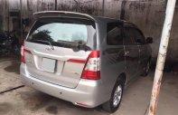 Bán xe Toyota Innova 2014, số sàn, màu bạc, odo 76.000 km giá 575 triệu tại Tp.HCM