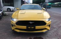 Bán Ford Mustang 2.3 Ecoboost đời 2018, màu vàng, Nhập Mỹ, có sẵn giao ngay giá 2 tỷ 700 tr tại Hà Nội