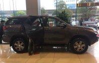Cần bán xe Toyota Fortuner 2.4G 4x2 MT 2018, màu xám giá 1 tỷ 26 tr tại Tp.HCM