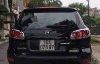 Bán xe Hyundai Santa Fe 2007, màu đen như mới giá 470 triệu tại Hải Dương