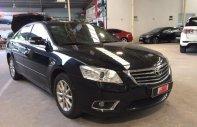 Bán Camry 2.4G năm 2011, màu đen, xe gia đình chạy lướt giá 750 triệu tại Tp.HCM