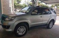 Cần bán xe Toyota Fortuner sản xuất 2016, màu bạc, 840 triệu giá 840 triệu tại Đà Nẵng