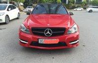 Bán Mercedes C300 AMG 3.0 đời 2013, màu đỏ, nhập khẩu nguyên chiếc, liên hệ ngay giá 985 triệu tại Hà Nội