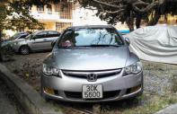 Bán ô tô Honda Civic 1.8 AT sản xuất 2008, màu bạc giá 345 triệu tại Hà Nội