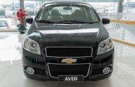 Bán Chevrolet Aveo năm sản xuất 2018, màu đen, giá chỉ 459 triệu giá 459 triệu tại Tp.HCM