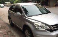 Cần bán xe Honda CR V 2.4AT sản xuất năm 2010, màu bạc chính chủ, giá chỉ 565 triệu giá 565 triệu tại Hà Nội