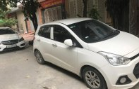 Bán ô tô Hyundai Grand i10 1.0 MT, bản đủ, SX năm 2015, màu trắng, xe nhập, 425 triệu giá 425 triệu tại Hà Nội