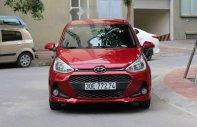 Cần bán Hyundai Grand i10 1.0MT sản xuất năm 2017, màu đỏ, tư nhân chính chủ giá 358 triệu tại Hà Nội